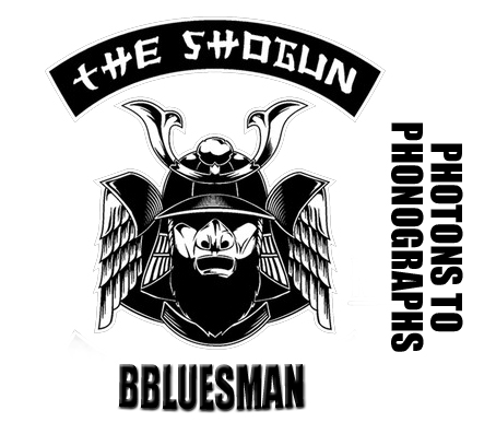 Logo for BBluesman Shogun of TW Productions